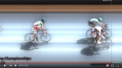 2017_Asian Cycling Championships - Men U23 Finish