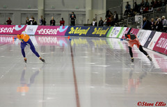 World Cup Kearns Ice Oval Netherlands vs Canada finish 2-19-2011 (steveellis12) Tags: wordcup