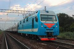 EP1M-406 (zauralec) Tags: 406 поезд локомотив станция электровоз ep1m ровное эп1м №343 ep1m406