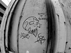 (o texano) Tags: bench graffiti texas trains freights natas moniker benching
