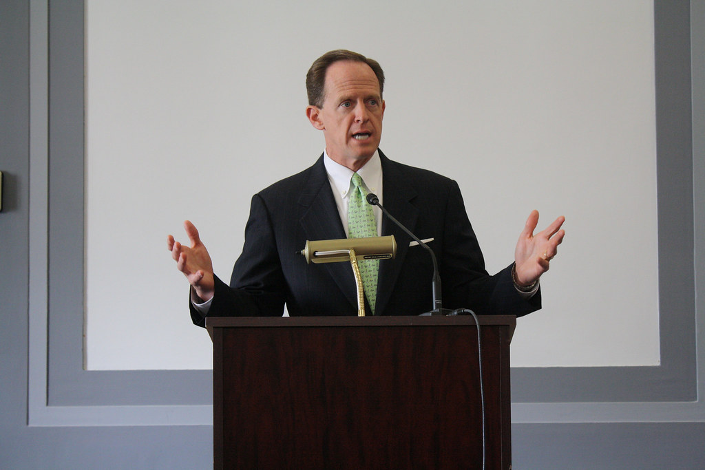 Toomey Recognized for Protecting Pennsylvania Taxpayers