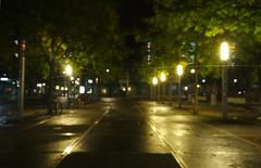 Nat Stationsplein (josbert.lonnee) Tags: street reflection rain night nacht outdoor streetlights enschede nite regen dirtywindow straat wetstreet stationsplein spiegeling straatverlichting nattestraat viezeruit