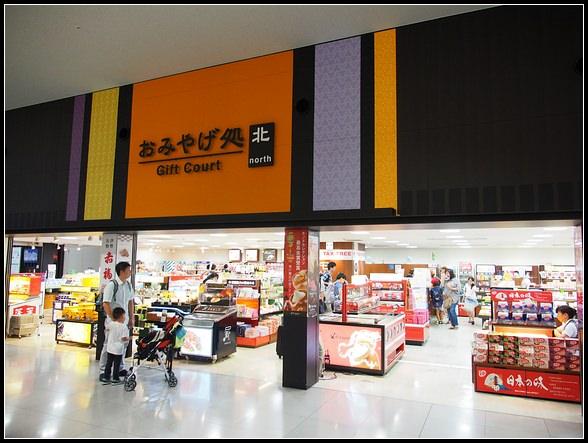 日本關西機場2樓 ▎機場伴手禮推薦,入關前掃貨商品
