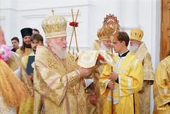 048. Consecration of the Dormition Cathedral. September 8, 2000 / Освящение Успенского собора. 8 сентября 2000 г
