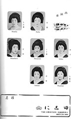 Aki no Kamogawa Odori 1981 010 (cdowney086) Tags: geiko geisha  ichiko pontocho onoe   raiha kamogawaodori   mameharu hisafumi shinatomi momiha ichisen