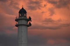 Far de Barbarie (Alba Lyon) Tags: sky lighthouse clouds de faro islands cel cap cielo nubes catalunya far formentera islas baleares núvols balears barbaria illes barbarie balear