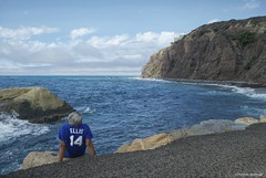 Not really a Dodgers fan.... (Joe Hengel) Tags: ocean california ca blue clouds fan afternoon 14 bluewater relaxing bluesky pacificocean orangecounty oc danapoint dodgers theoc beautifulafternoon danapointharbor cloudsbluesky