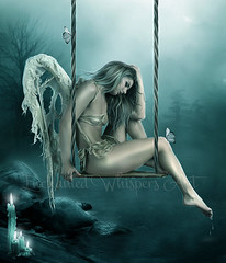 Love it!! (#Gemini) Tags: broken angel sad