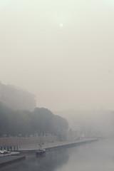 TIRED SUN-1.jpg (Adamo M. Moses) Tags: milan fog moody sony atmosphere nebbia atmosfera myst foschia diffusedlight a6000