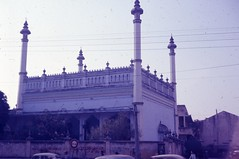 Vietnam-036 Cholon - Mosque, Saigon (tcsned) Tags: 1966 1967 saigon vietnamwar
