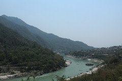 The Ganga river and the Himalayas!! (alabhya_jaloree) Tags: india nature naturalbeauty himalayas ganga ganges rishikesh gangesriver gangariver himalayanrange