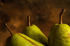 still life with pears II (Food Photography Studio) Tags: stilllife green fruits pears fresh pear unprocessed inbowl darkmood