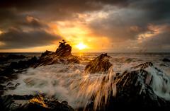 D R A M A  at  sea (david t ruddock) Tags: