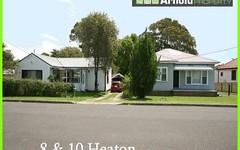 8 & 10 Heaton Street, Jesmond NSW