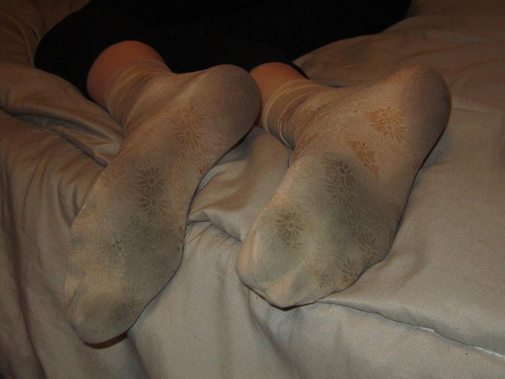 footfetish panty