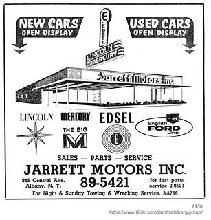 1958 dealer jarrett