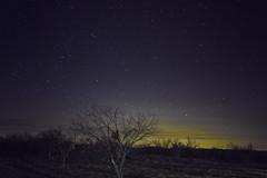 Nighttime Stars 2 (Largeguy1) Tags: approved nighttime stars landscape sunset