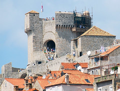 Croacia-Dubrovnik-castillo (Aproache2012) Tags: dubro costa dálmata croaci navega islas mediterráneo mar vacaciones playas ve