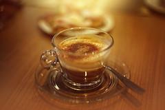 coffee please! (clo dallas) Tags: coffee caffè espresso macchiato stilllife explore inexplore