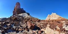 Tuff Formations (BongoInc) Tags: bigbendnationalpark chihuahuandesert westtexas cactus desertlandscape