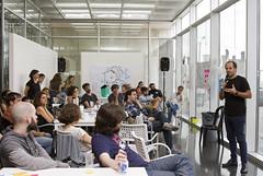 Gribnicow cerró el Foro de Argentina Creativa (Ministerio de Cultura de la Nación) Tags: ministeriodecuturadelanación foroargentinacreativa mardelplata museo gustavosantaolalla kuschevatzky acampante trimarchi