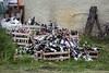 El Abandono 10 (Alejandro...) Tags: botella basura ensayo vidrio ushuaia