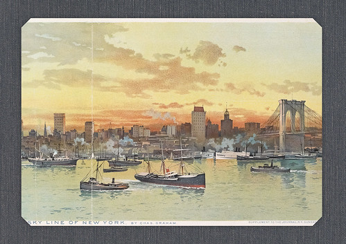 9401-Carnet // 15x21 // New-York Skyline