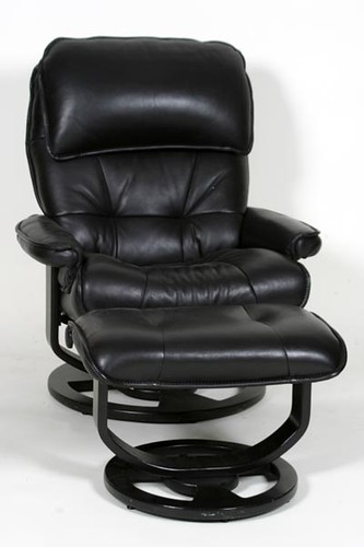Braddington and Young Stressless Recliner and Ottoman ($616.00)