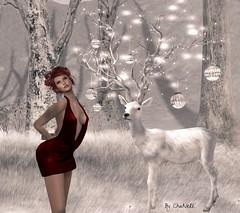 Mylena... (zaziaa resident) Tags: creations ec piclarts mylena poses hud colors animations