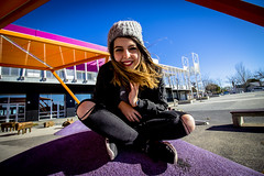 Bea (_lyz_) Tags: bea beatriz azuqueca henares skate park photo photography españa spain chica girl nice
