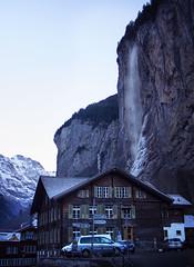 Lauterbrunnen, Switzerland (oksana_korda) Tags: switzerland landscape mountains lauterbrunnen