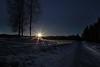 Frosty morning (gallserud) Tags: varmland sweden morning morningsun snow winter countryside rural tranquil