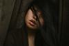 M. (Maria Schaefer Photography) Tags: asian blackhair lips indoor canonmkiii sigma35mmart tribearchipelago lxc hannover portrait lookslikefilm