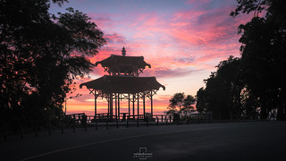 Sunrise @Vista Chinesa, Rio de Janeiro, Brazil
