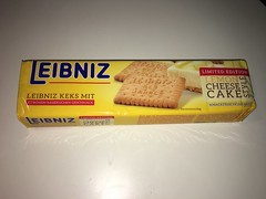 Leibniz Lemon cheese cake style (Like_the_Grand_Canyon) Tags: keks cookie