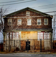 (paleyphotos) Tags: city urban decay building house street new york nyc staten island stapleton grunge atmoshperic landscape cityscape architecture