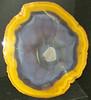 Agate (Borden Formation, Lower Mississippian; eastern Kentucky, USA) 18 (James St. John) Tags: agate nodule nodules geode geodes quartz chalcedony borden formation kentucky mississippian