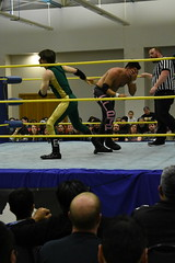 DSC_0531 (abrlcklnthesAs) Tags: ethan sharpe money greene percy davis slade porter novapro reload indie indy independant wrestling