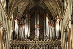 orgue (bulbocode909) Tags: fribourg suisse cantondefribourg cathédralestnicolasdemyre cathédrales orgues villes