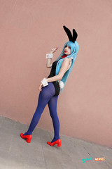 Dragon Ball expo 2 (@nerdixcl) Tags: dragon ball z dbz cosplay chile sombi nerdix expo trunks android milk goku vegeta roshi bulma gohan anime nº 18 19 videl