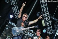 Rik Emmett (amillionwalks) Tags: summer hot burlington triumph concerts rikemmett soundofmusicfestival spencerpark