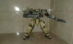 Sub-machinegun (frameworks6) Tags: robot military mecha mech