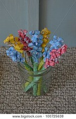 image (juliagraphy.design) Tags: flowers blue red plant flower green nature yellow stem dots hyacinth