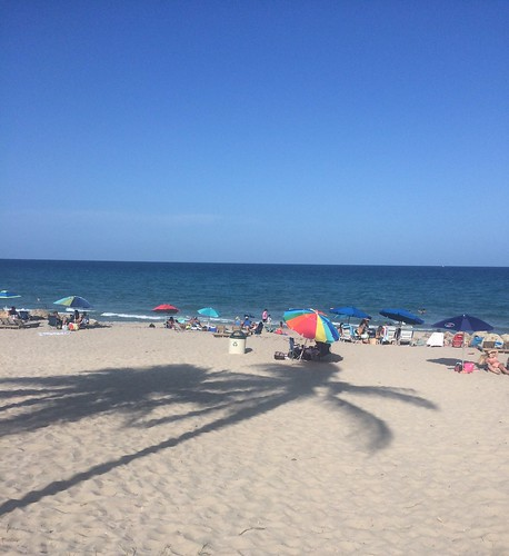 Deerfield Beach, summer 2015
