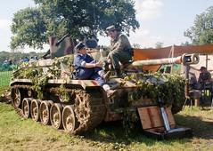 StuG III (MJ_100) Tags: germany wwii battle german armor ww2 armour reenactment reenactor secondworldwar sturmgeschutz wehrmacht stugiii stug tankdestroyer assaultgun victoryshow