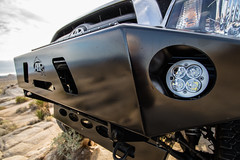(exploredesert) Tags: camping roof expedition silver all chaos top johnson tent bumper valley toyota pro designs tacoma baja total overland squadron bfg tepui rtt allpro ko2