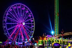 Fair Skyline (minolta102) Tags: walworthcountyfair