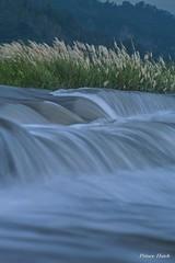 - A Zhao Wu Drainage -  - Wu River - Wufeng - Taichung (prince470701) Tags: taiwan taichung   sigma70300mm  wuriver sony2470za sonya99 wufengtownship  azhaowudrainage