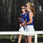 Lugoff Varsity Ladies Tennis v Westwood