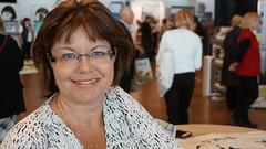 Marlene Rindå på TUR Stockholm